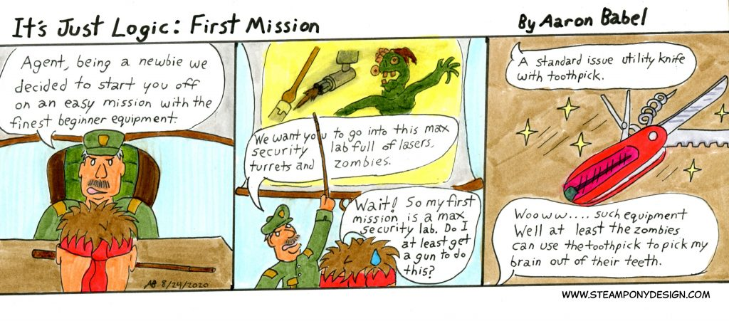 It's Just Logic: First Mission