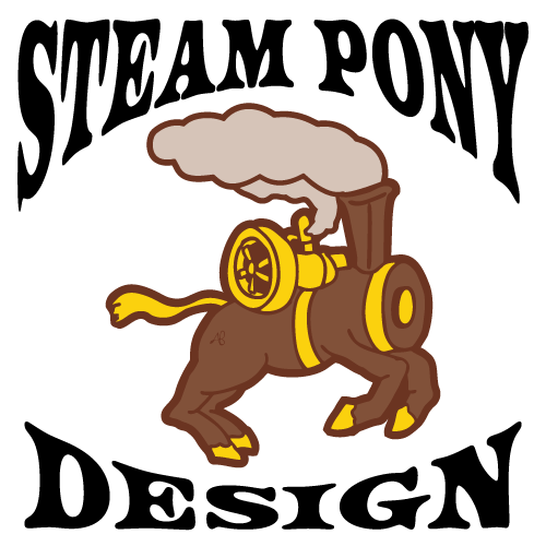 Steam Pony Design